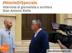 Intervista Gian Antonio Stella #Nientedispeciale
