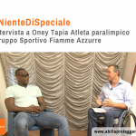 Intervista a Oney Tapia