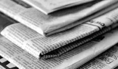 Pagine di giornali