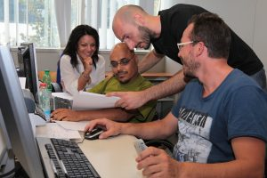 La cooperativa Europe Consulting al lavoro
