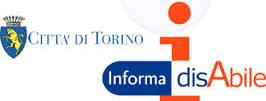 Logo Informa disAbile Comune di Torino