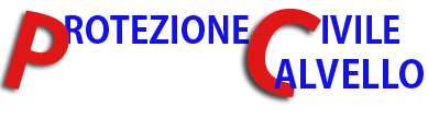 Logo Protezione Civile Calvello