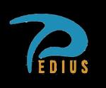 Logo app Pedius