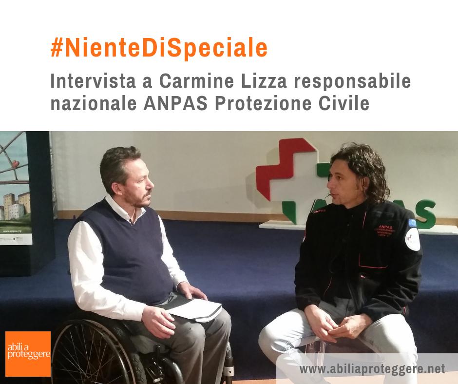 Intervista ad Anpas