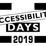 logo giornata accessibilità
