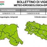 mappa di allerta meteo regione emilia romagna