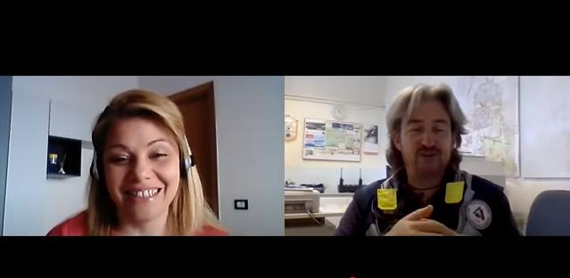 Intervista a Mario Nodari, Responsabile Comunicazione dell'Associazione Supporto Nazionale Emergenze