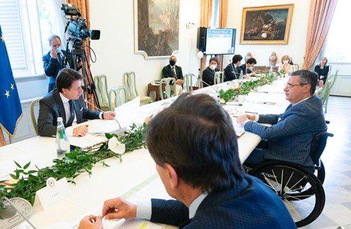 """stati generali """"Progettiamo il Rilancio"""": incontro con i presidenti di Fand e Fish"""