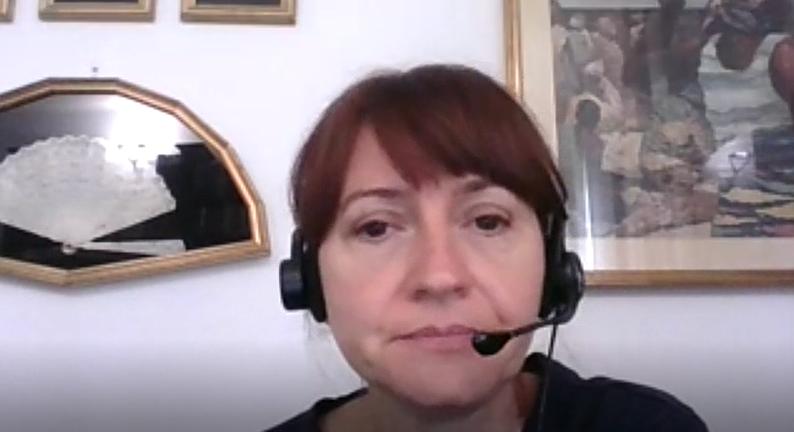 Stella Egidi, responsabile medico di Medici Senza Frontiere