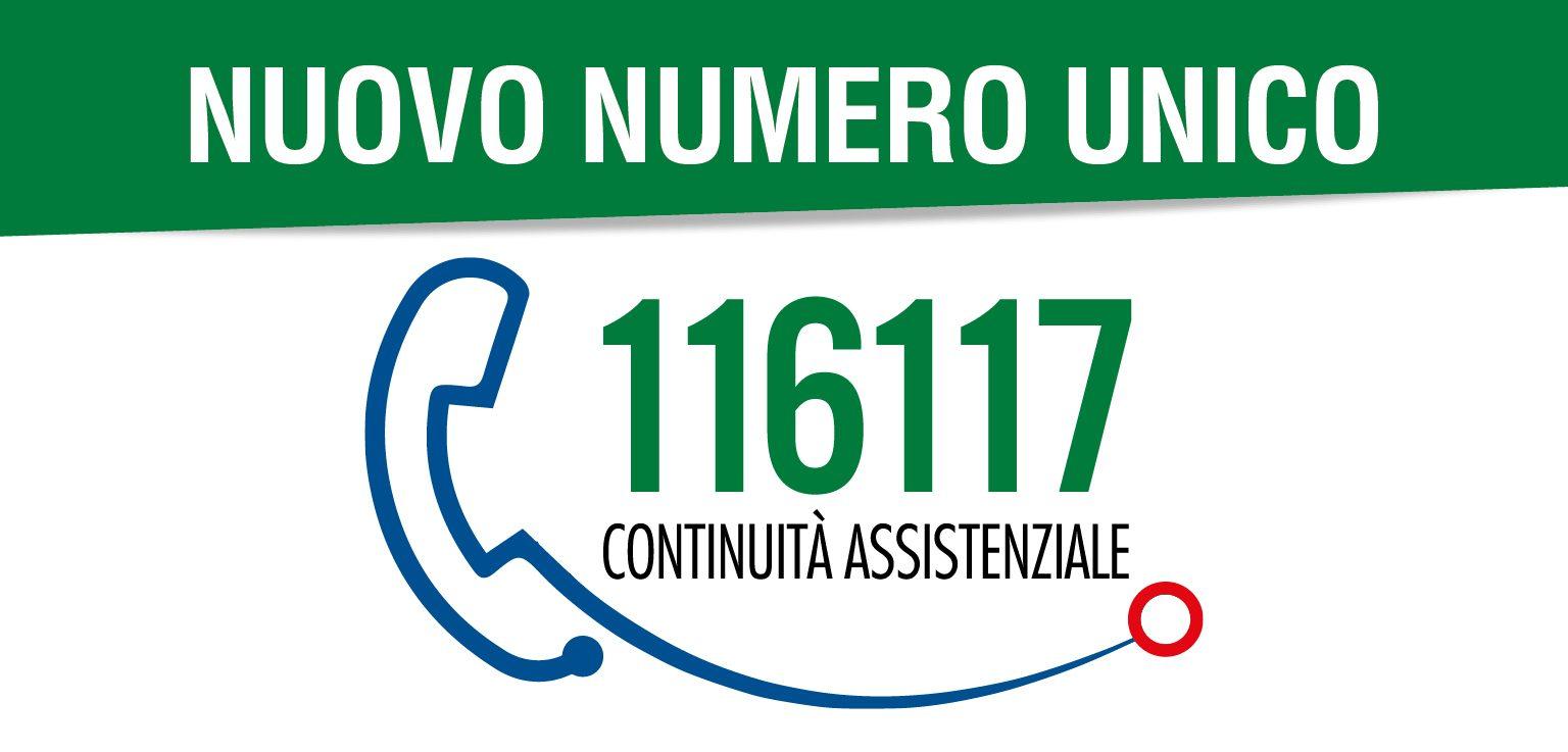 numero unico 116117