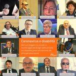 associazioni di categoria intervistate monitoraggio bisogni persone con disabilità
