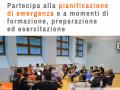 comportamento in ordinario: Partecipa alla pianificazione di emergenza e a momenti di formazione, preparazione ed esercitazione
