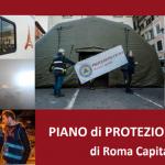 piano protezione civile roma capitale