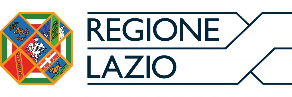 logo Regione Lazio per vaccino disabili e fragili