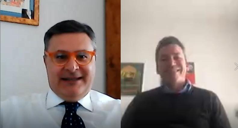 Intervista Vincenzo Falabella coronavirus e disabilità motoria