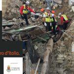 locandina incontro a Rieti protezione civile