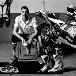 Emiliano Malagoli motociclista con disabilità