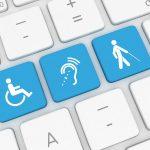 tasti tastiera per web accessibile e accessibilità