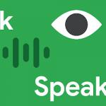 look to speak