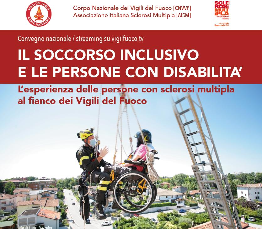 soccorso inclusivo e le persone con disabilità