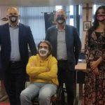 presentazione progetto Emergenza SOS persone sorde