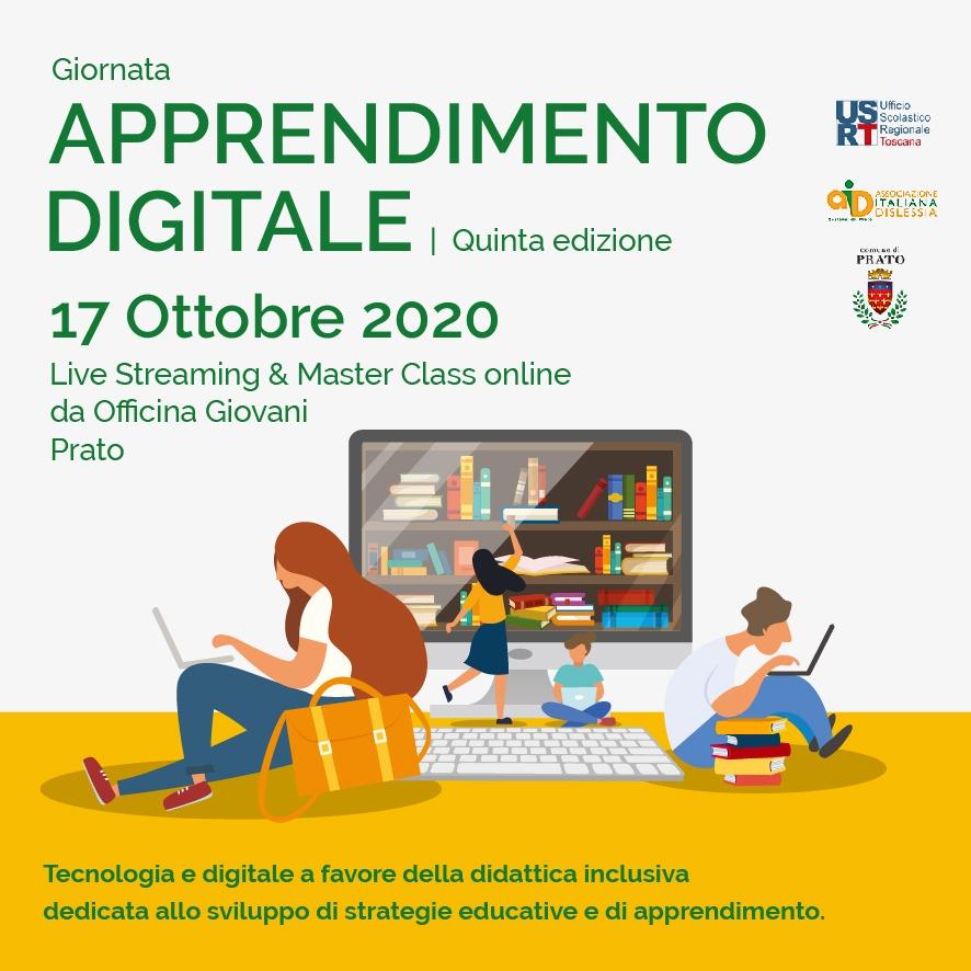 apprendimento digitale 17 ottobre 2020