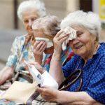 persone anziane e ondate di calore