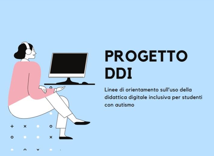 progetto DDI. Linee di orientamento sull'uso della didattica digitale inclusiva per studenti con autismo