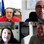 Intervista a SSB Fand e Fish Calabria: Gianfranco Pisano, presidente Soccorso Senza Barriere, Annamaria Bianchi, segretaria Fish Calabria e Maurizio Simone, presidente Fand Calabria