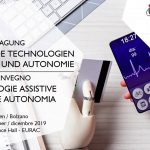 Tecnologie assistive, salute e autonomia: convegno a Bolzano