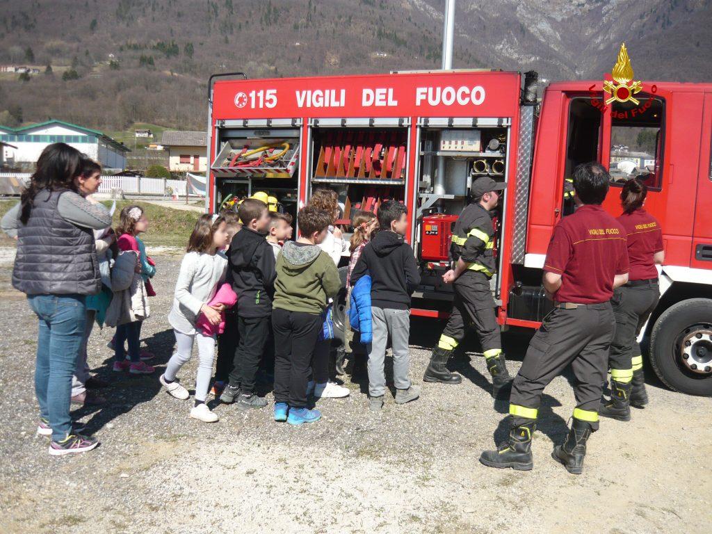 A Cesiomaggiore, in provincia di Belluno, lo scorso 23 marzo oltre 250 bambini e ragazzi sono stati coinvolti nell'esercitazione di Protezione Civile