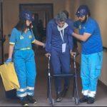 Nell'ambito di Exe Flegrei 2019, è stata simulata una prova di evacuazione nella Rsa-Residenza Sanitaria Assistenziale di Napoli-Posillipo e testata la scheda SVEI a Pozzuoli