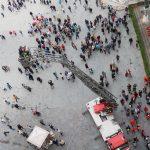 Galleria degli Uffizi: prove di evacuazione e disabilità