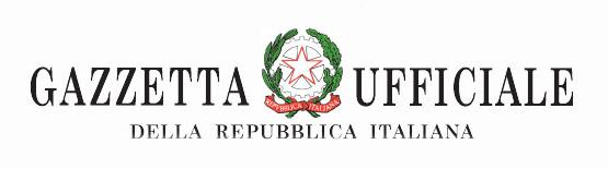logo gazzetta ufficiale