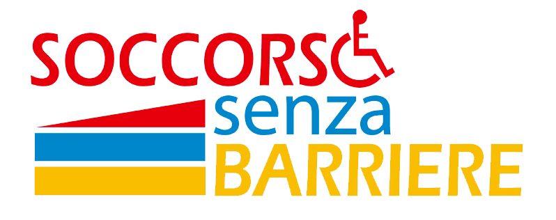 logo soccorso senza barriere