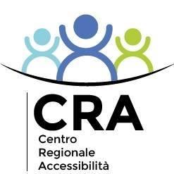 logo del CRA Centro Regionale Accessibilità autore del Progetto Lis-Ta