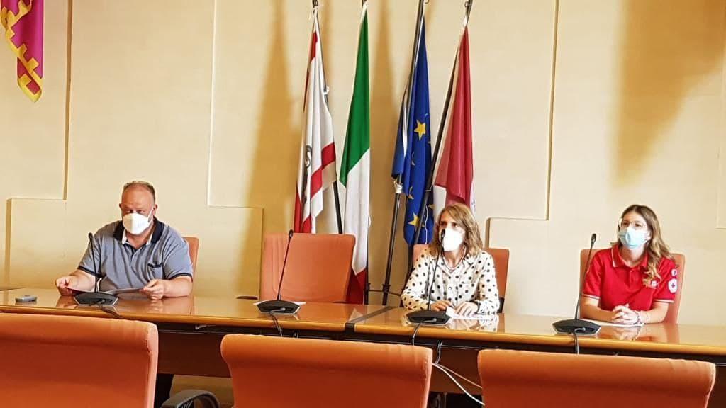 """Presentato presso la sede del Comune di Arezzo il libretto """"Emergenza 112: conoscerlo è indispensAbile"""""""